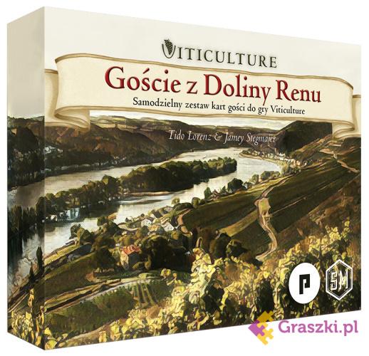 Przedsprzedaż Viticulture: Goście z Doliny Renu